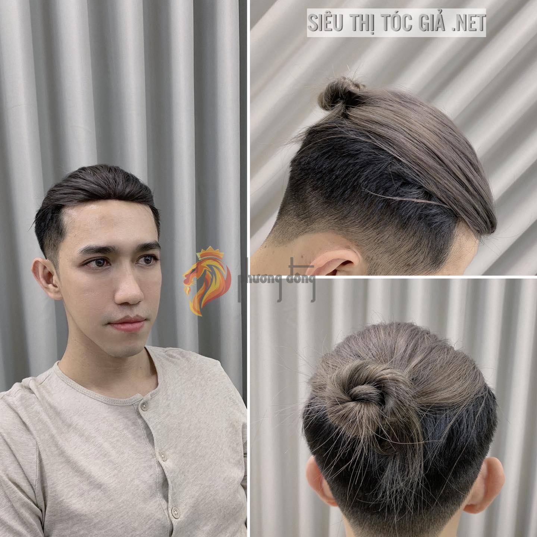 Tóc giả siêu da đầu